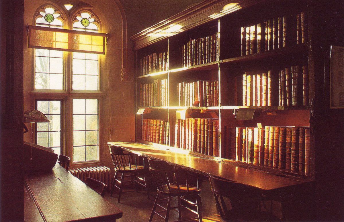 Library Bodleian