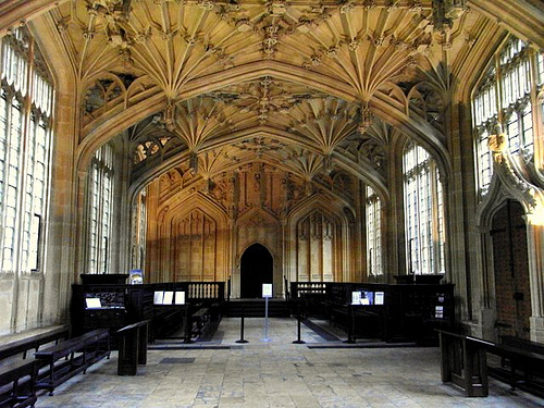 Library Bodleian1