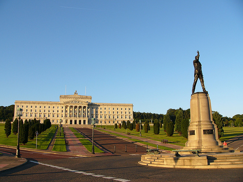 The-Parliament-Buildings-in-Belfast