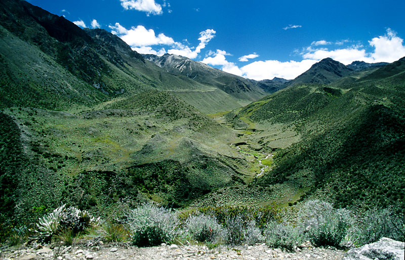 Mountain Range of the Cordillera de Merida2