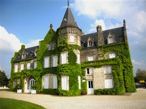 Winery Chateau Lacombe in Margaux