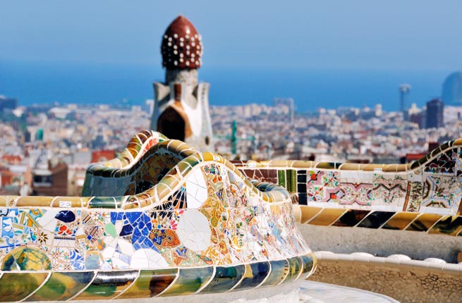 GUELL parkas