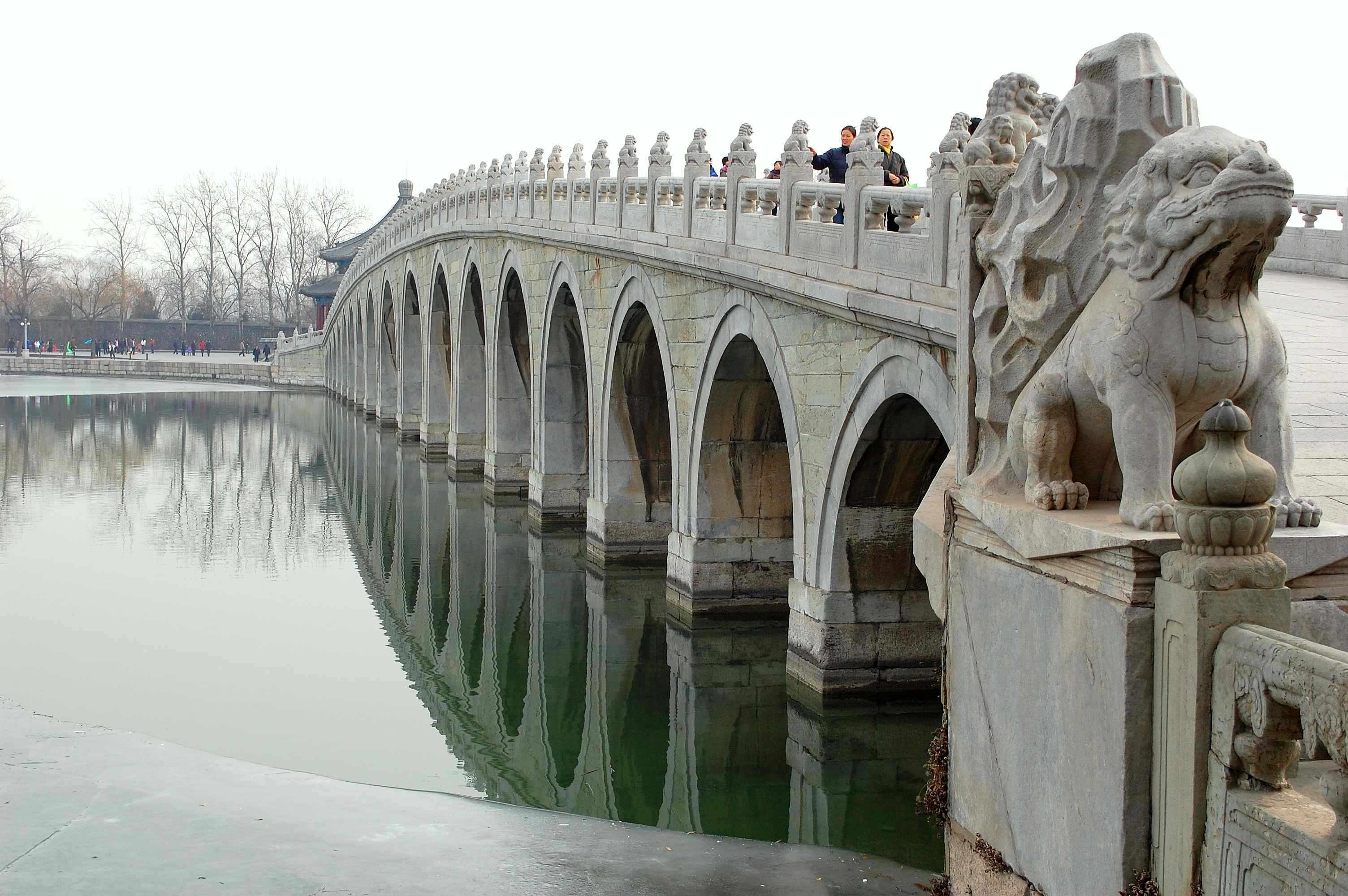 Summer Palace - bridge of eternal happiness