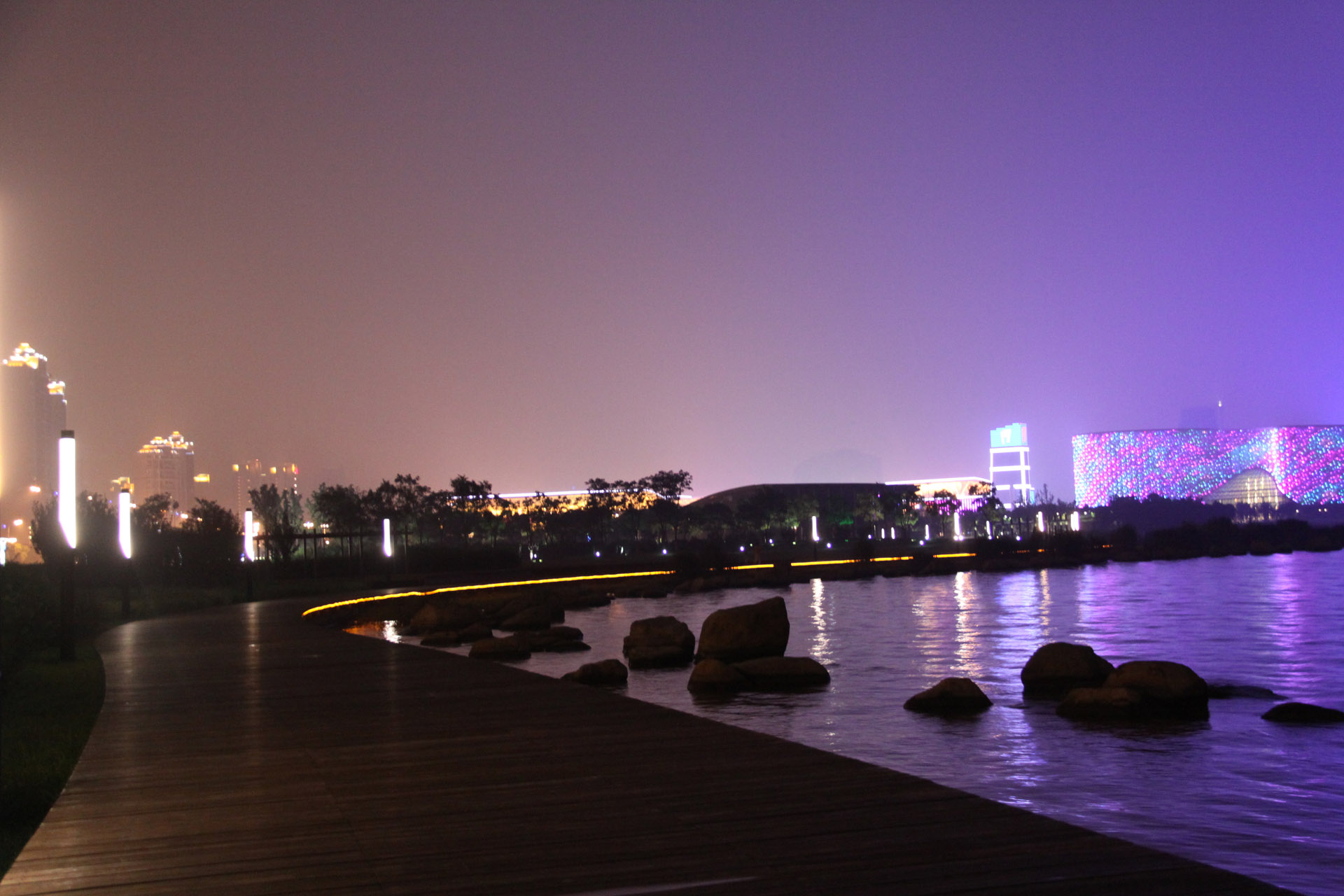 China_Suzhou_Jinjihu_Lake